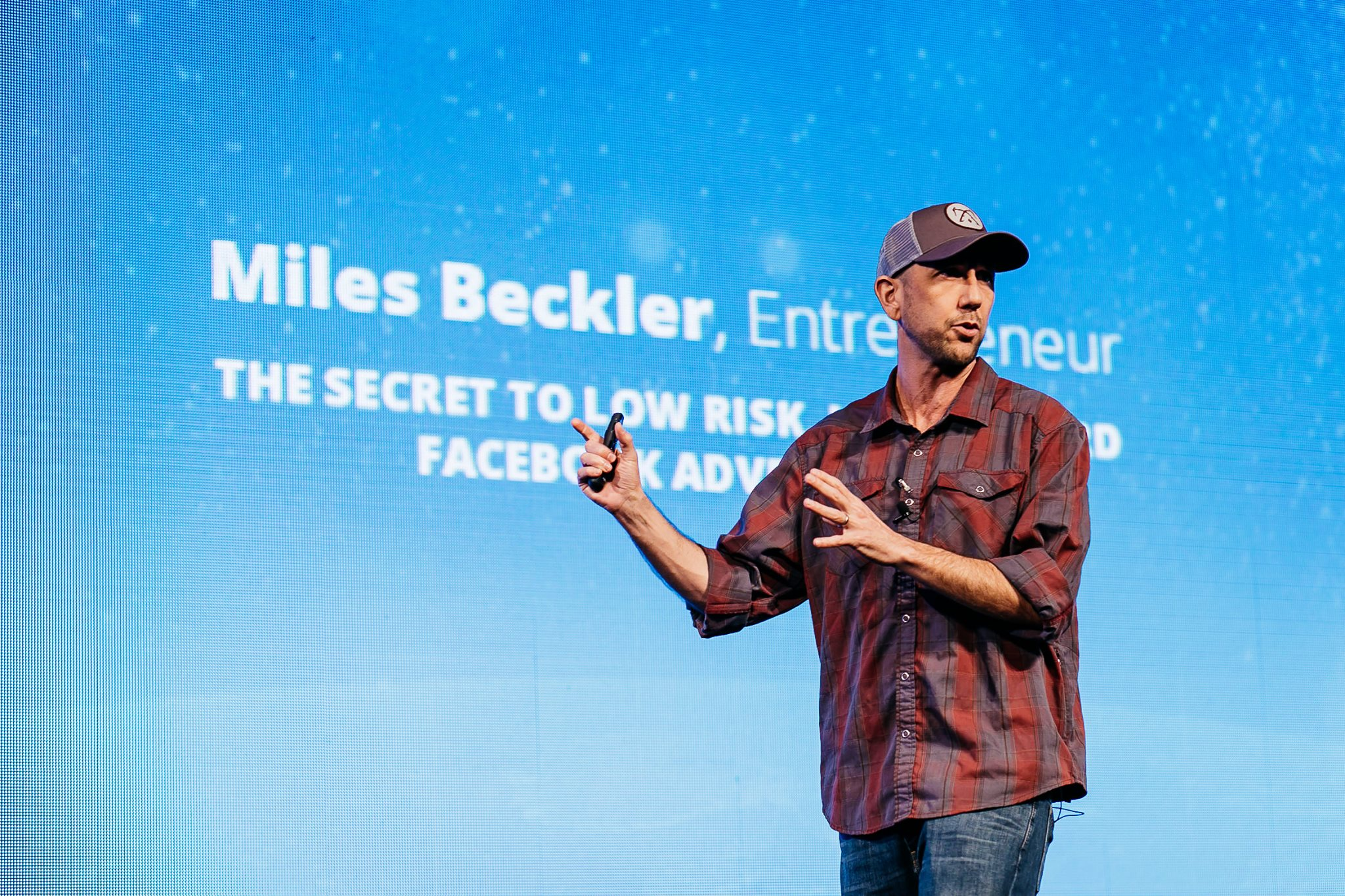 Who is Miles Beckler? Image