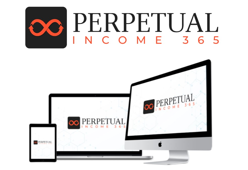 Screenshot of Perpetual Income 365