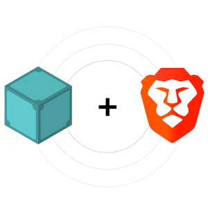 Brave is integrated with the IPFS protocol.