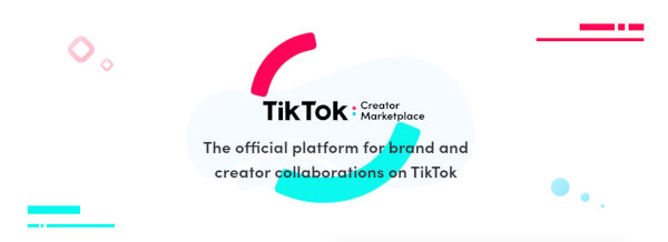 TikTok creators may earn money through sponsorships acquired on the Creator Marketplace.