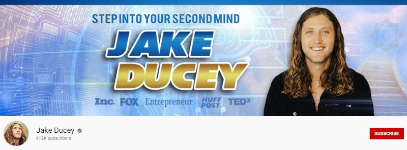 Ducey's YouTube channel.