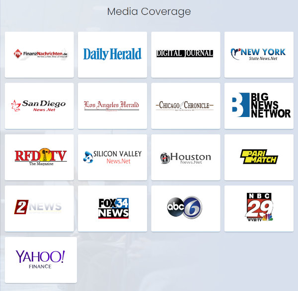 Publications that have featured Virgin.